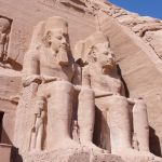 free photos Free photos of the Temple of Abu Simbel (Egypt), photographies of the Temple of Abu Simbel, pyramids pictures, free photos of the desert, pictures of the Nile.