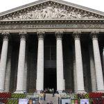 photos gratuites Photos gratuites de l'Eglise de la Madeleine, à Paris. Photos libres de droit de l'Eglise de la Madeleine.