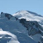 free photos Royalty free photos of Mont Blanc, France. Free photos Chamonix and the Aiguille du Midi, pictures of mountains, glacier photos, photos of snow