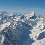 photos gratuites Photos libre de droit de montagne. Photos gratuites de montagnes en hiver ou en été, photos du Mt Blanc, du Cervin, des Hautes-Alpes, photos de neige, de glace, de couchers de soleil, vues panoramiques...