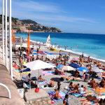 Foto libere Fotografia libera di Nizza. Nizza foto, foto delle spiagge di Nizza le foto di la Promenade des Anglais, le foto della Città Vecchia di mercato Saleya foto, le foto del luogo Massena foto Negresco