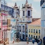 photos gratuites Photographies gratuites de Salvador, capitale de l'Etat de Bahia, Brésil. Photos gratuites du Pelourinho, quartier le plus célèbre de Salvador...