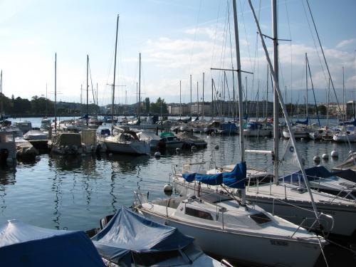 Bateaux au port, Bateaux