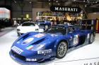photographie gratuite Maserati MC12