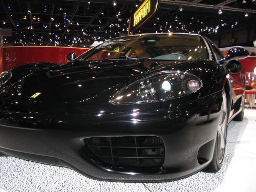 Ferrari Challenge Stradale, Ferrari