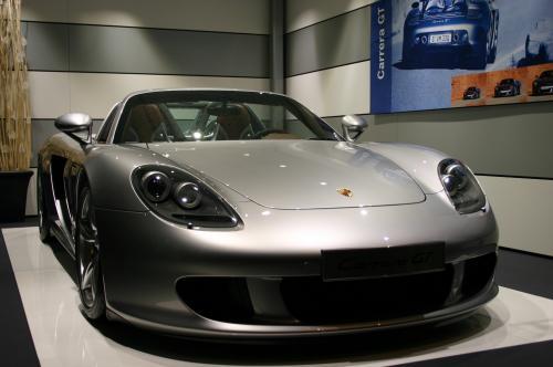 Porsche Carrera GT, Porsche