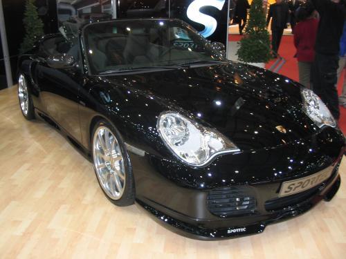 Porsche by Sportec, Porsche