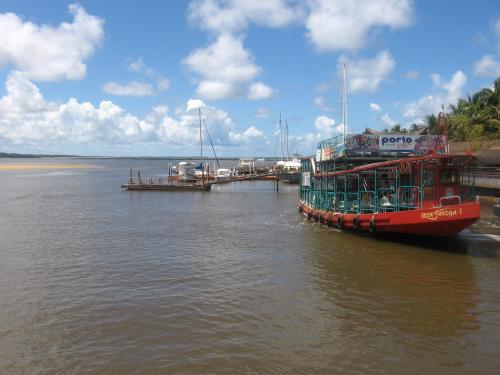 Boat, Arraial d'Ajuda, Arraial d'Ajuda
