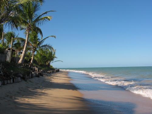 Spiaggia di Araçaipe, Arraial d'Ajuda