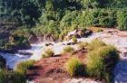 fotografia gratuita Cataratas do Iguaçu, vistas do Brasil