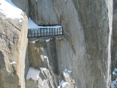 Aiguille du Midi, Monte Bianco