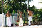 fotografia gratuita Capoeira