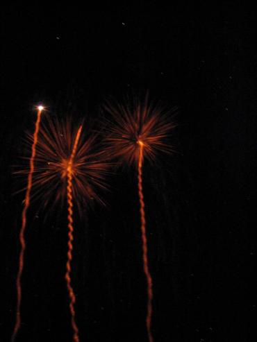 Feu d'artifice, Feux d'artifice